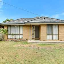 Rental info for Family Living at an Affordable Price! in the Melbourne area