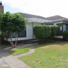 Rental info for YOUR OWN PRIVATE OASIS AND PERFECT FOR ENTERTAINING in the Bentleigh East area