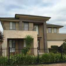 Rental info for Stunning Family Home in the Sydney area
