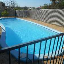 Rental info for GREAT LOCATION !!BELOW GROUND POOL!!