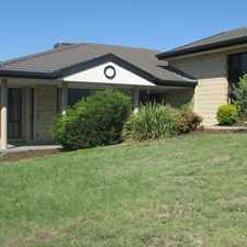 Rental info for ***UNDER OFFER*** Gorgeous home on the hill! in the Gordon area