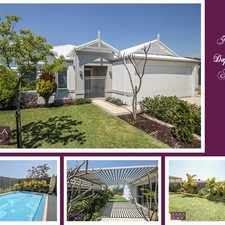 Rental info for The Ultimate Family Home with room for your Fur Babies in the Perth area