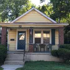 Rental info for 5682 Silver Street House for Rent Presented by Robb Harrison of Sibcy Cline Realtors. in the Bond Hill area