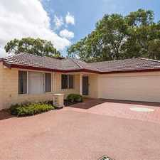 Rental info for Easy care family home in the Wattle Grove area