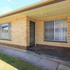 Rental info for 2 Bedroom Unit near Semaphore beach in the Adelaide area
