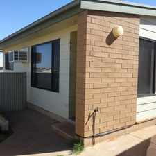 Rental info for Unit1-40 Forster Street in the Port Augusta area