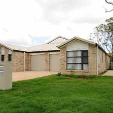 Rental info for Near New and Stunning 2 Bedroom Unit! in the Wilsonton Heights area