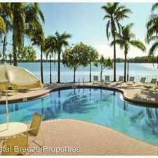 Rental info for 2811 N. Oakland Forest Drive 104 in the Fort Lauderdale area
