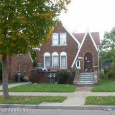 Rental info for 12233 Wilfred St. in the Coleman A. Young International Airport area
