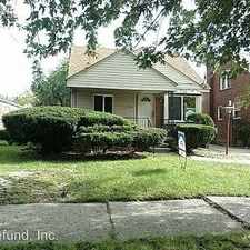 Rental info for 19786 Fairport St. in the Detroit area