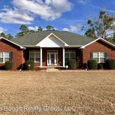 Rental info for 245 Ruben Wells Road in the Hinesville area