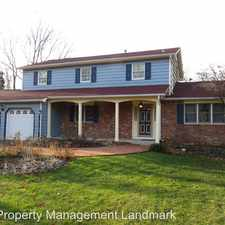 Rental info for 28 Greenlawn Road