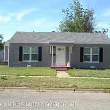 Rental info for 3012 Avenue L in the 76301 area