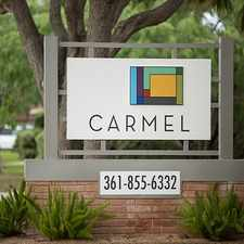 Rental info for Carmel Apartments in the Corpus Christi area