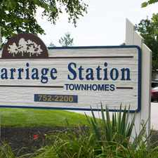 Rental info for Carriage Station Homes