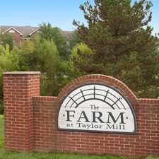 Rental info for The Farm at Taylor Mill