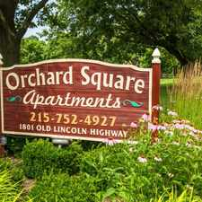 Rental info for Orchard Square