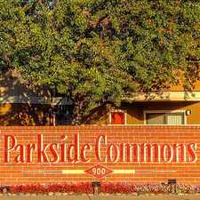 Rental info for Parkside Commons