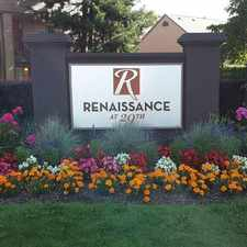 Rental info for Renaissance at 29th