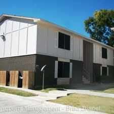 Rental info for 1207 N Clay #6 in the Ennis area
