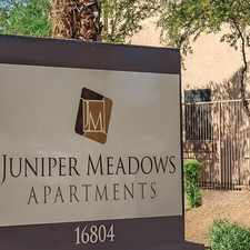 Rental info for Juniper Meadows in the Phoenix area