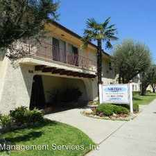 Rental info for Valle Plaza Apartments 7909 Topanga Canyon Blvd. in the West Hills area