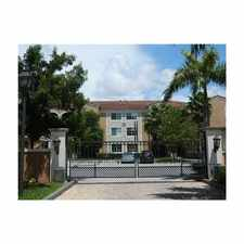 Rental info for 6841 SW 44th St #103 in the Miami area