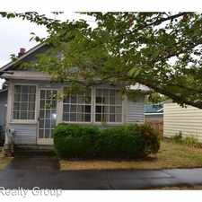 Rental info for 4915 SE 38th in the Reed area