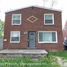 Rental info for 8244 Continental - Lower in the Warren area