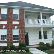 Rental info for 3788 Cainhoy Lane in the Towne Square area