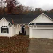 Rental info for Property ID # 9844315673 - 3 Bed/ 2 Bath, Cartersville, GA - 2,064Sqft