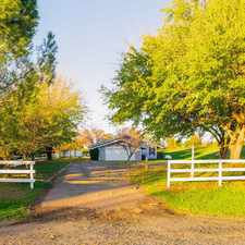Rental info for 21940 Parkway Dr, Red Bluff CA, Deeded access to Sacramento River