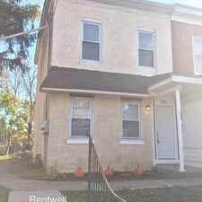 Rental info for 121 East 22nd st in the Chester area