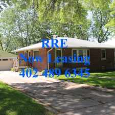 Rental info for 4501 South 49th Street