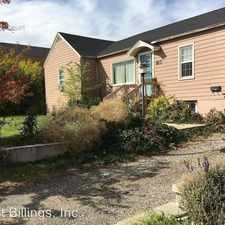 Rental info for 813 Grand Ave. - 813 Grand Ave. in the Billings area