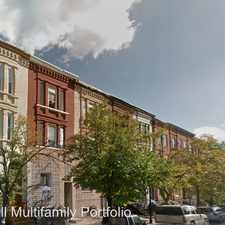 Rental info for 2227 Saint Paul Street in the Barclay area
