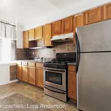 Rental info for 206 N Milton Ave in the Patterson Park area