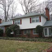 Rental info for 3616 Whitewood Road