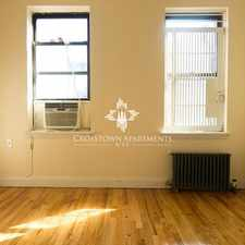 Rental info for Rutgers St & Monroe St in the New York area