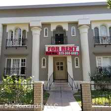 Rental info for 542 N. Alexandria Ave. 211 in the East Hollywood area