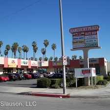 Rental info for 3819 W. Slauson Ave. H