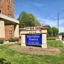 Rental info for Meridian Towers in the Mapleton - Fall Creek area