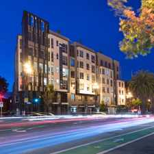 Rental info for The Duboce Apartments in the Mission Dolores area