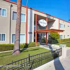 Rental info for 565 E Arrow Hwy in the Azusa area