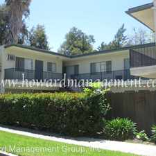 Rental info for 7259 Jordan Ave, Unit 4 in the Los Angeles area
