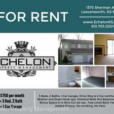 Rental info for 1375 Sherman Ave - 1375Sherman