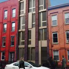 Rental info for New concrete construction 4-bedroom Hoboken condo with private rear yard