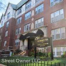 Rental info for 17 Summit Street Apartments in the Newark area