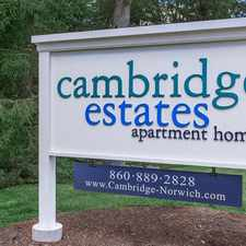Rental info for Cambridge Estates Apartment Homes