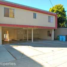 Rental info for 2910 Fulton St. #6 in the Oakland area